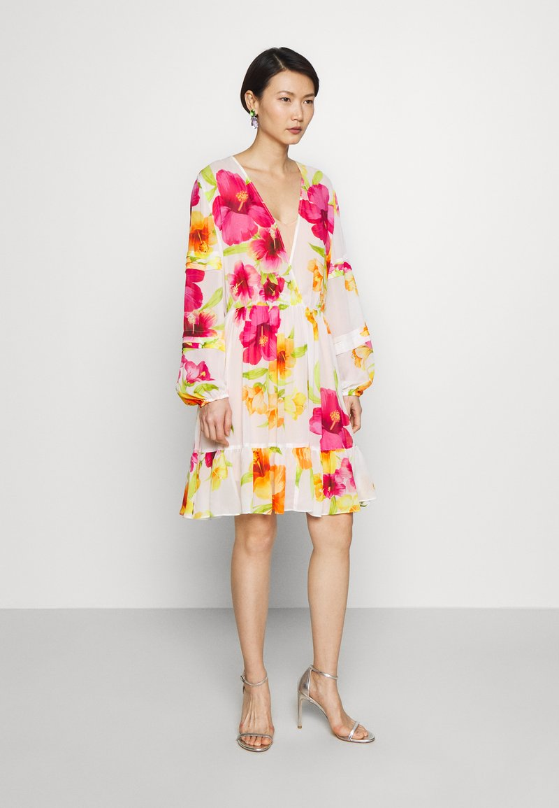 TWINSET - Cocktail dress / Party dress - hibiscus
