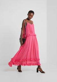 TWINSET - Maxi dress - jazz - 1