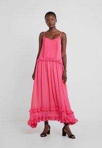 TWINSET - Maxi dress - jazz - 0