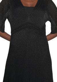 TWINSET - Jumper dress - nero - 5