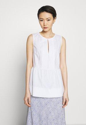 Bluzka - bianco ottico