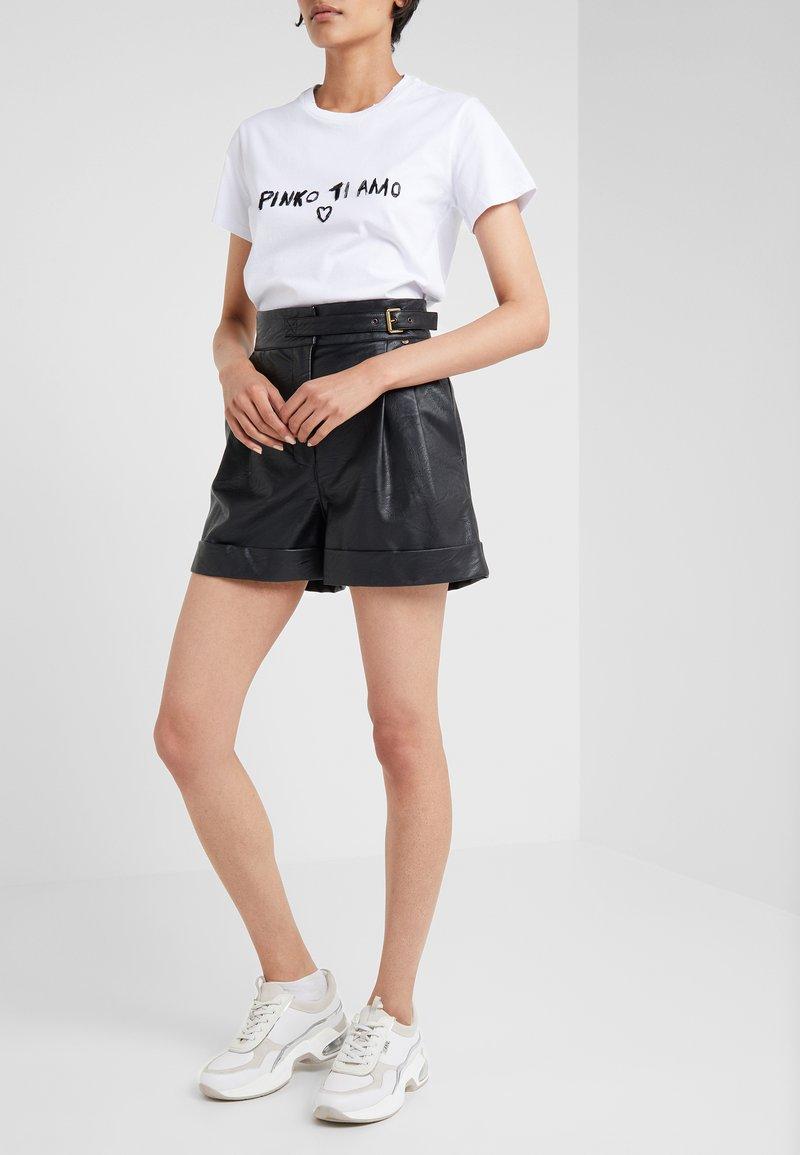 TWINSET - Shorts - nero