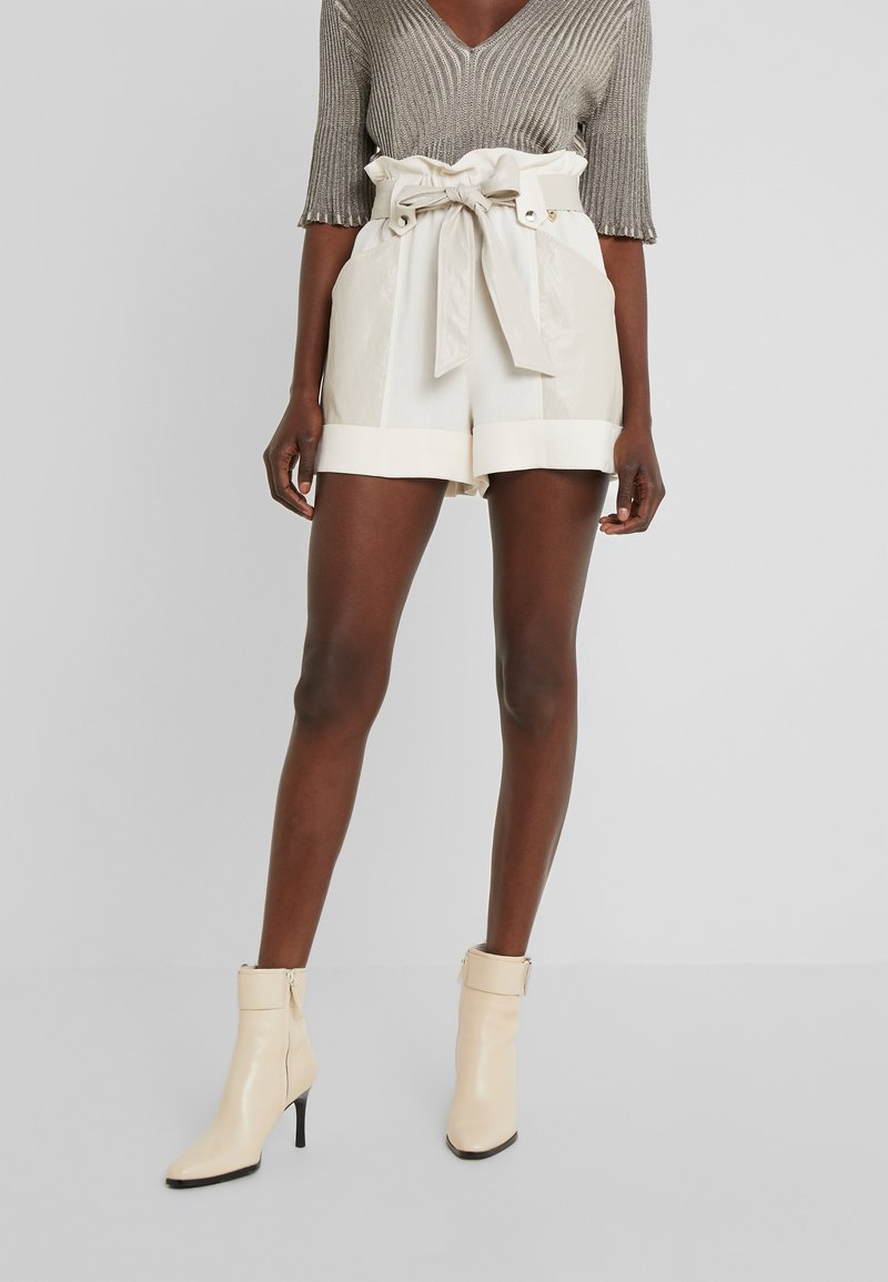 TWINSET - Shorts - antique white