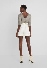 TWINSET - Shorts - antique white - 2