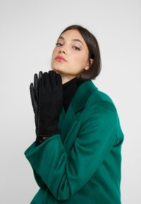TWINSET - GLOVES - Gloves - black - 0