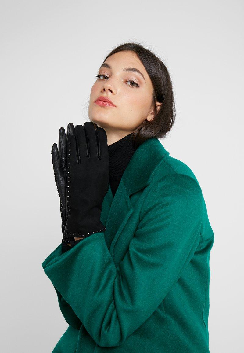 TWINSET - GLOVES - Gloves - black