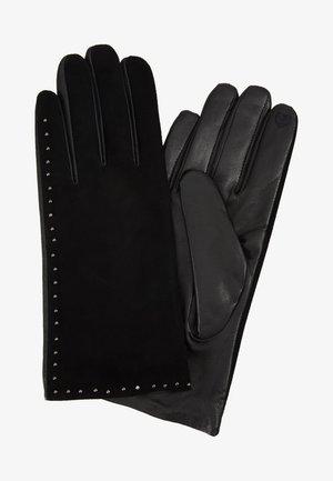 GLOVES - Rękawiczki pięciopalcowe - black