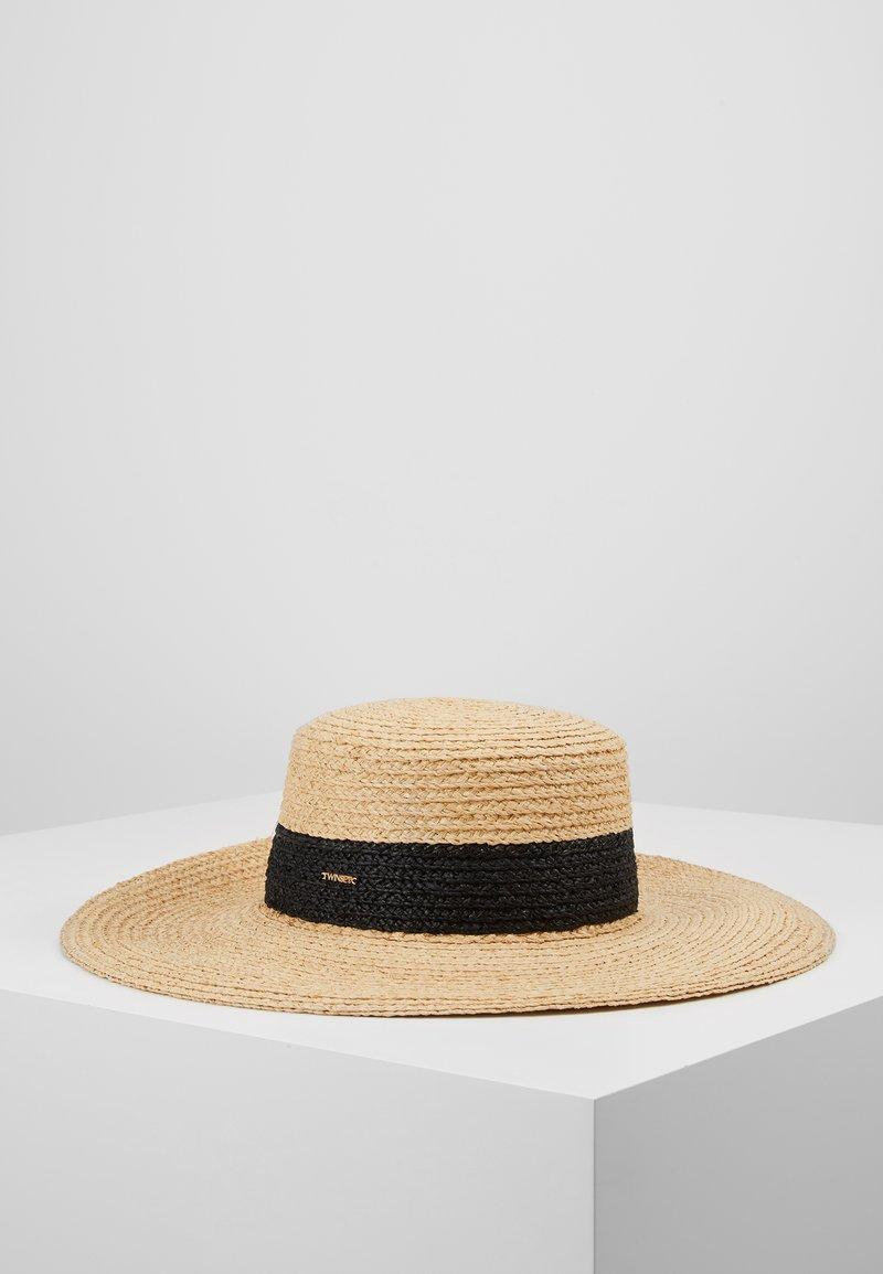 TWINSET - Chapeau - natural