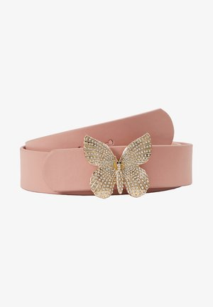 BUTTERFLY BUCKLE - Cintura - pink mousse