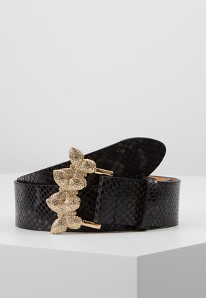THREE BUTTERFLY - Riem - nero