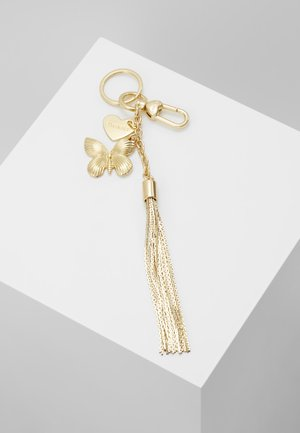 KEYCHAIN - Nøgleringe - gold-coloured