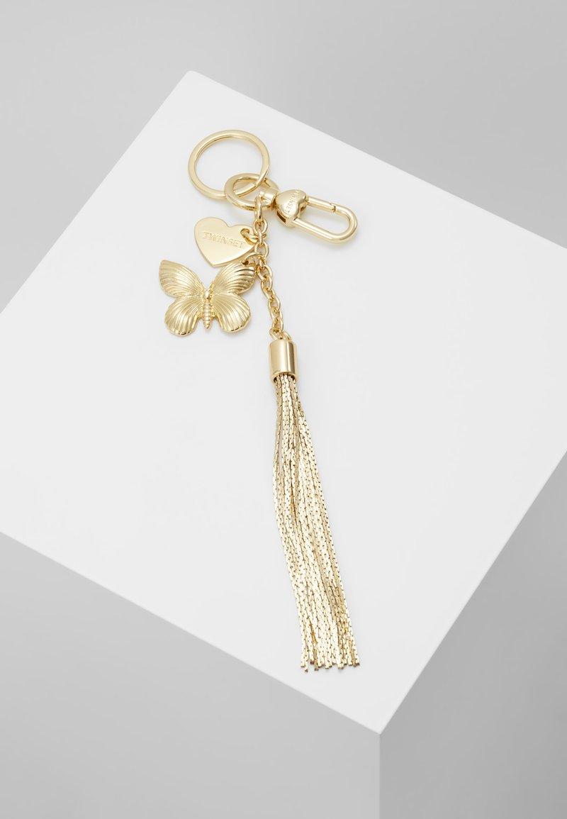 TWINSET - KEYCHAIN - Schlüsselanhänger - gold-coloured