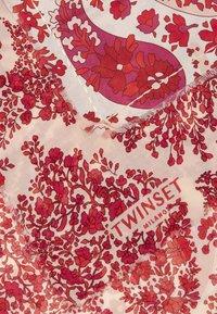 TWINSET - KEFIA  - Tuch - grande rosso lava/bocciolo - 1