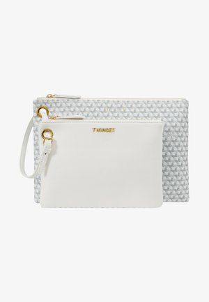 ALL OVER BUTTERFLY - Clutch - light grey
