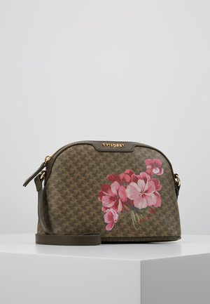 ALL OVER BUTTERFLY - Borsa a tracolla -  flowerbeet red