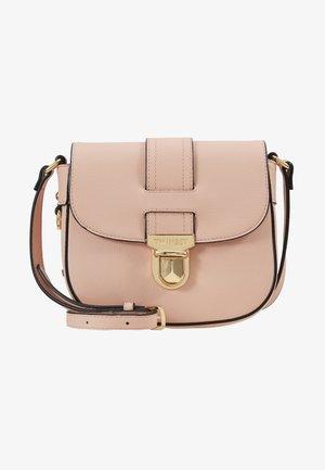 TUCK MOOD - Across body bag - pink mousse