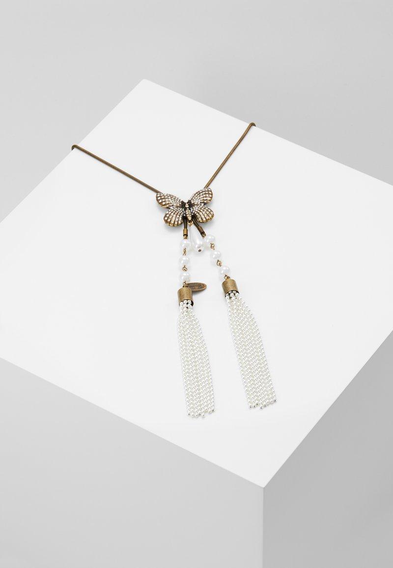 TWINSET - BUTTERFLY BIJOUX - Necklace - ottone