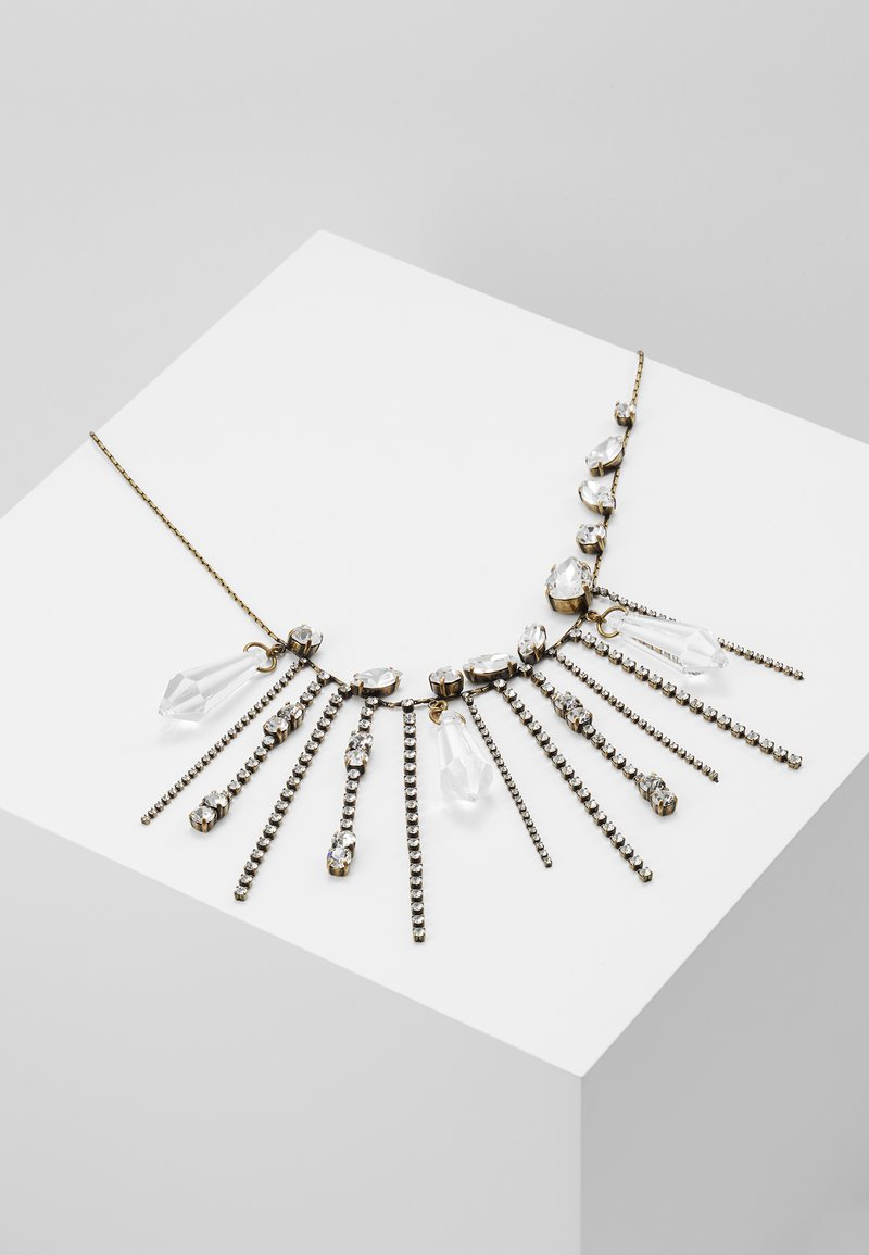 TWINSET - VINTAGE STONES - Necklace - silver-coloured