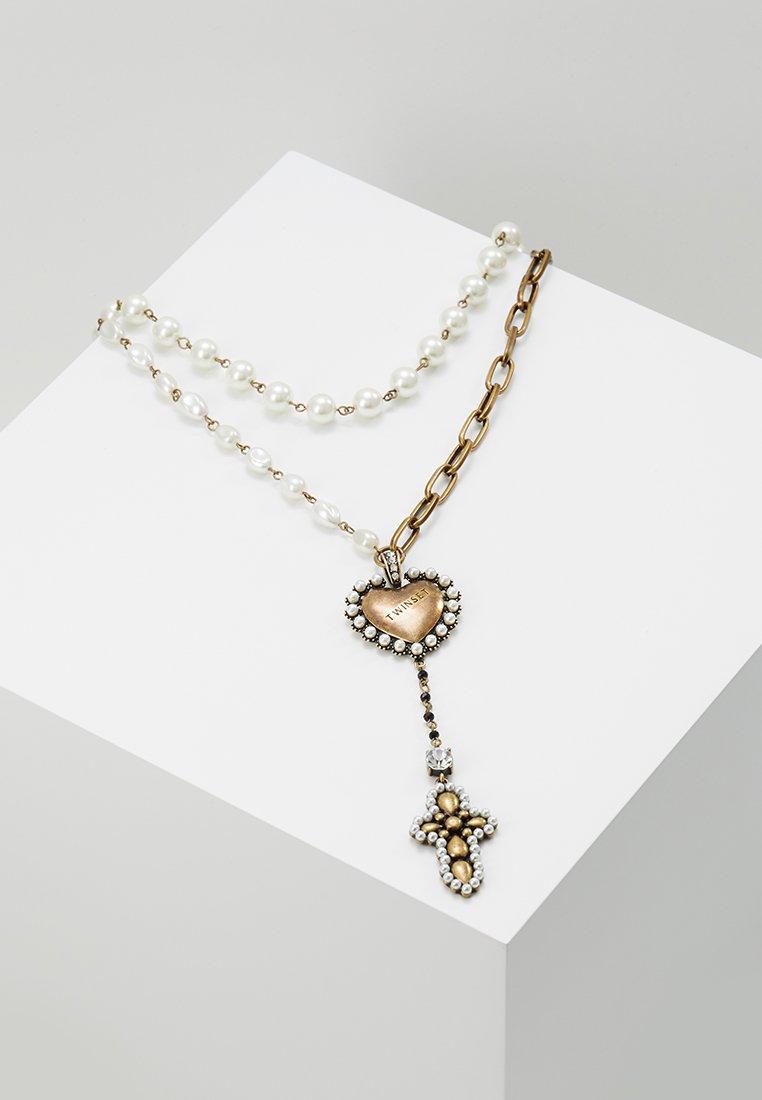 TWINSET - Necklace - ottone invecchiato