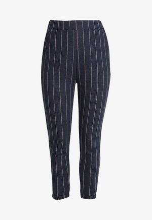 Kalhoty - white/dark blue