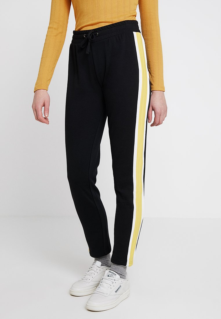 TWINTIP - Tracksuit bottoms - black
