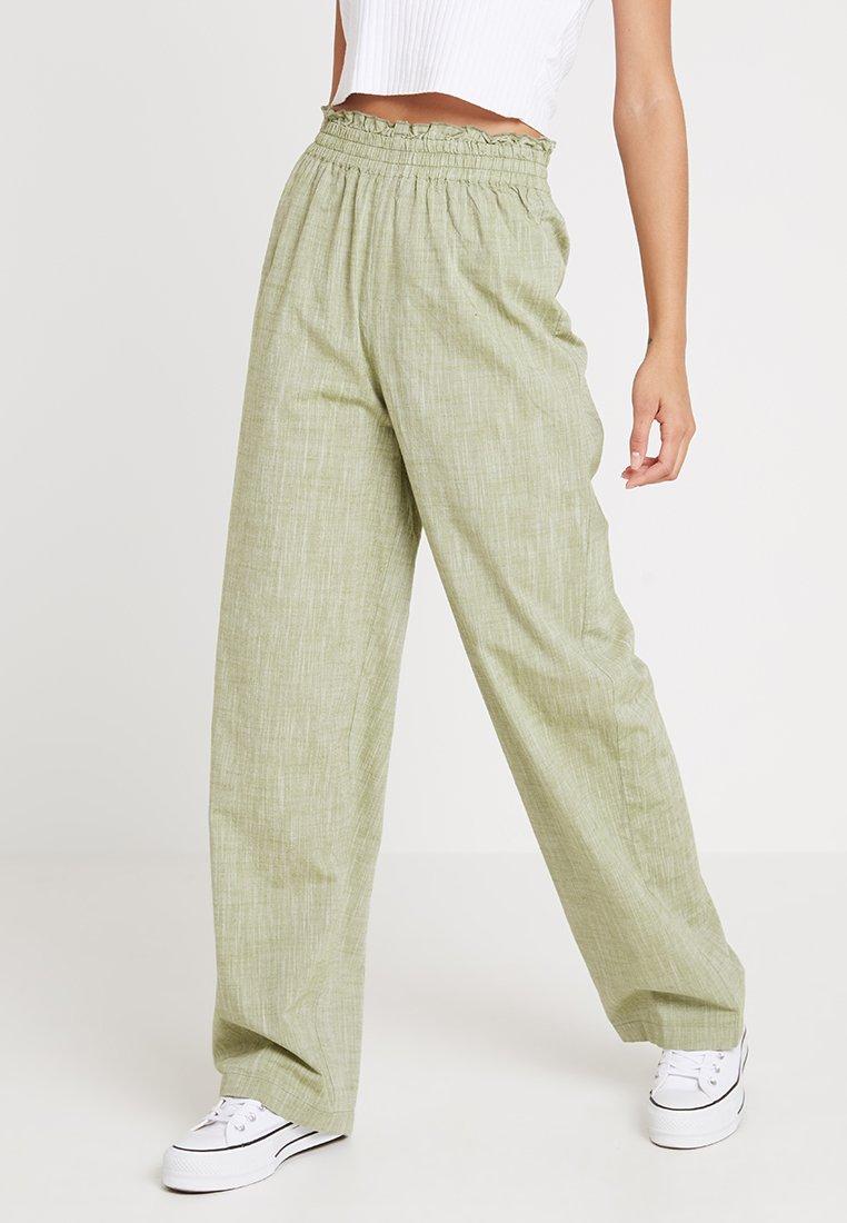 TWINTIP - Trousers - khaki