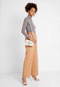 TWINTIP - Kalhoty - brown - 1