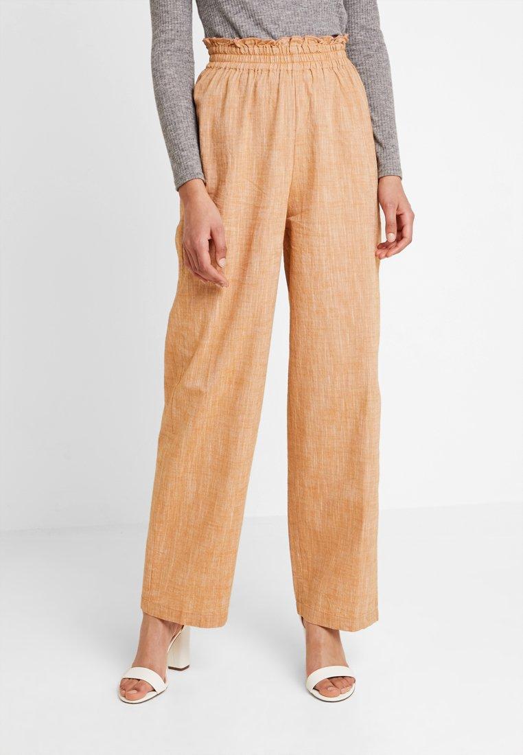 TWINTIP - Kalhoty - brown