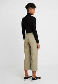 TWINTIP - Kalhoty - khaki - 2