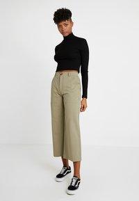TWINTIP - Kalhoty - khaki - 1