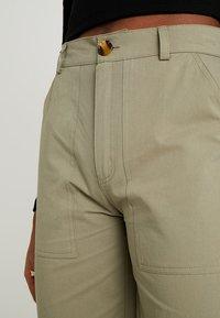 TWINTIP - Kalhoty - khaki - 4