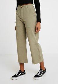 TWINTIP - Kalhoty - khaki - 0
