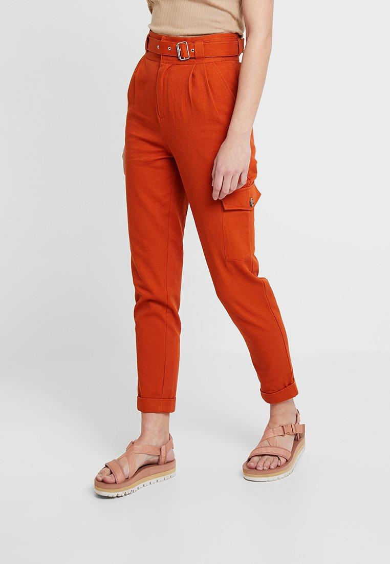 TWINTIP - Trousers - light brown