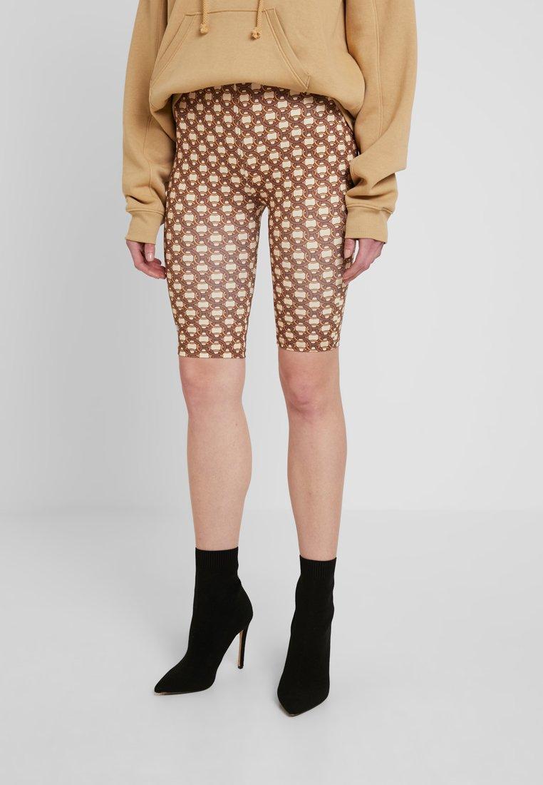 TWINTIP - Short - brown/black