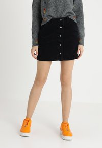 TWINTIP - A-line skirt - true navy - 0