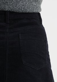 TWINTIP - A-line skirt - true navy
