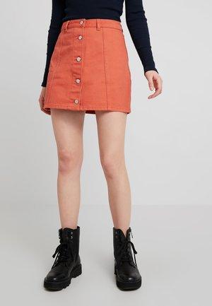 Áčková sukně - light rusty