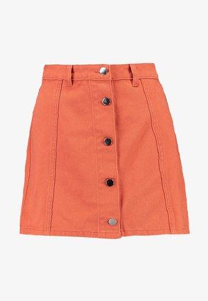 A-line skirt - light rusty
