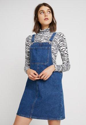 Vestito di jeans - blue denim