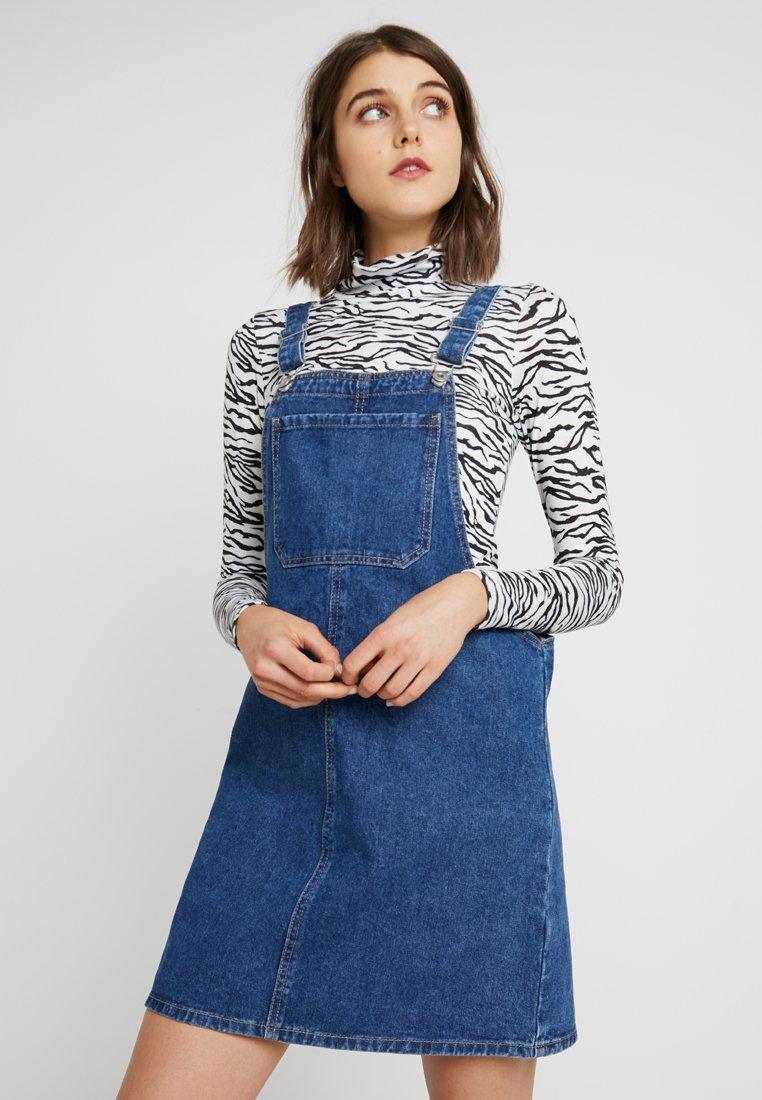 TWINTIP - Vestito di jeans - blue denim