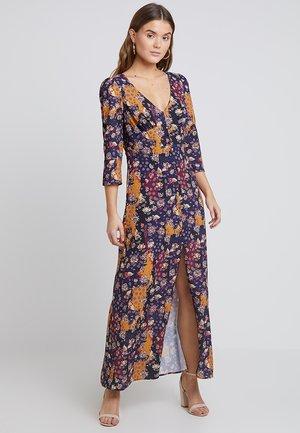 Maxi šaty - multicoloured