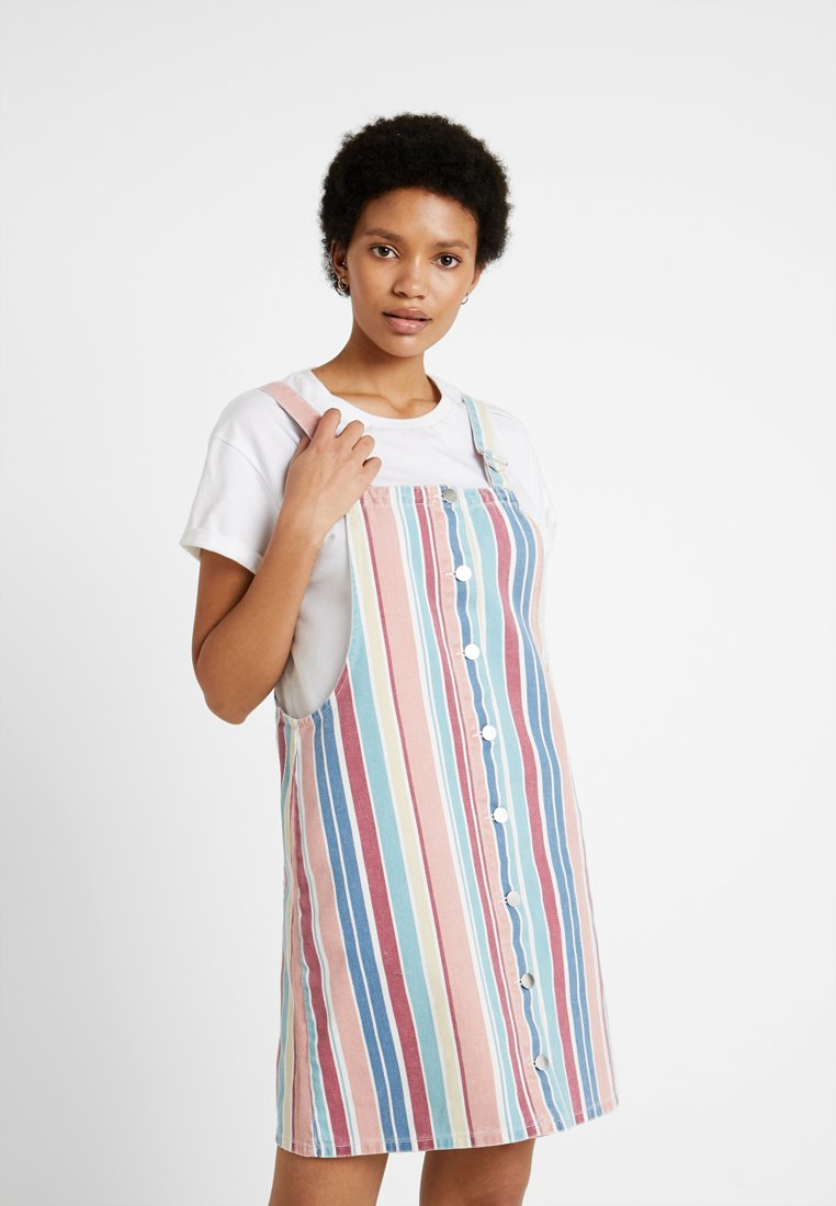 TWINTIP - Jeanskleid - multicoloured