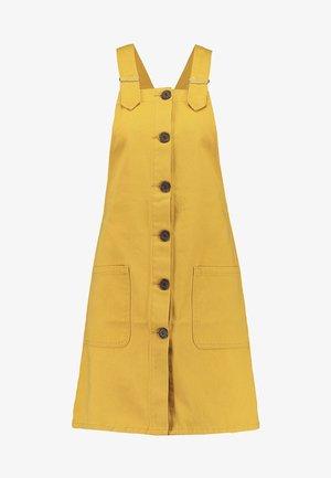 Jeansskjørt - yellow