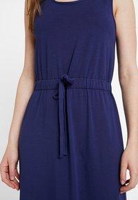 TWINTIP - Maxi šaty - dark blue - 5