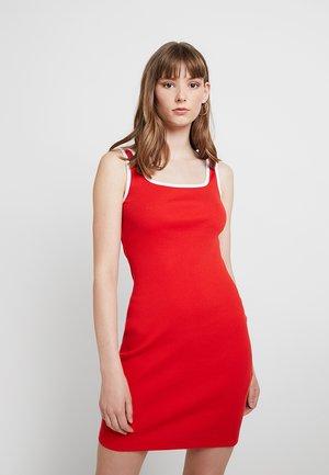 Etuikjoler - white/red