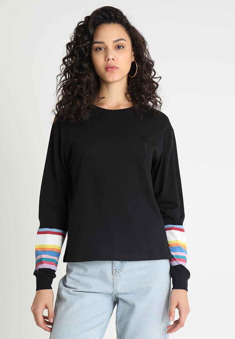 TWINTIP - Langarmshirt - black