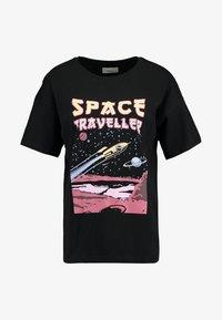 TWINTIP - T-shirts print - black - 3