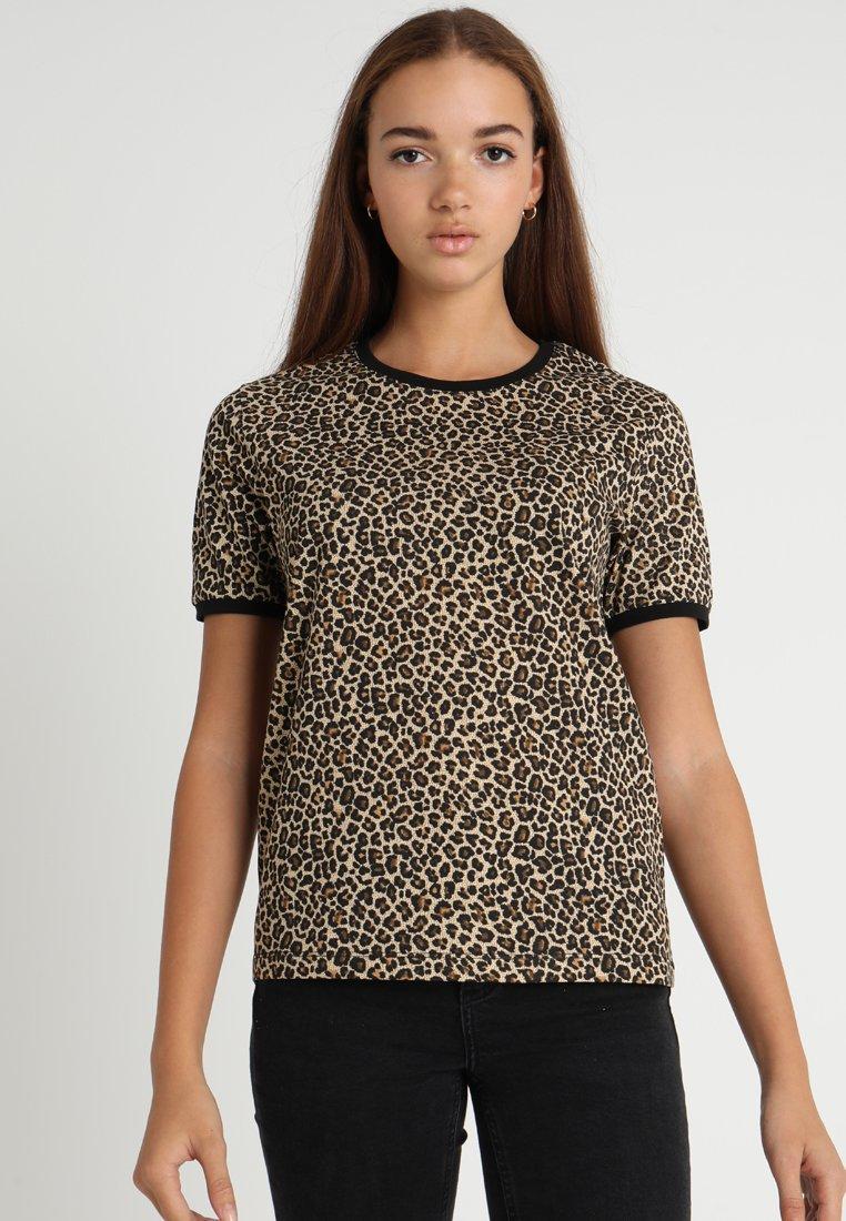 TWINTIP - T-Shirt print - light brown