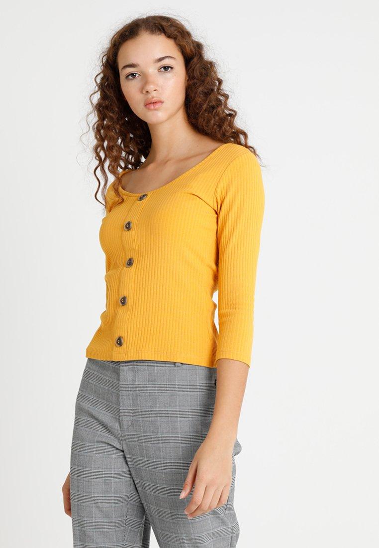 TWINTIP - Langarmshirt - ochre