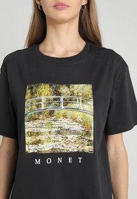 TWINTIP - T-shirts print - dark grey - 4
